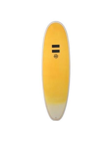 Tabla de surf Indio Plus Banana 5'10